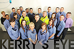 Staff at Harvey Norman Tralee.