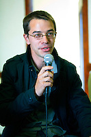 Julien CORNIC, sonneur de biniou bombarde