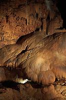 Onondaga Cave in Onondaga State Park in Missouri.
