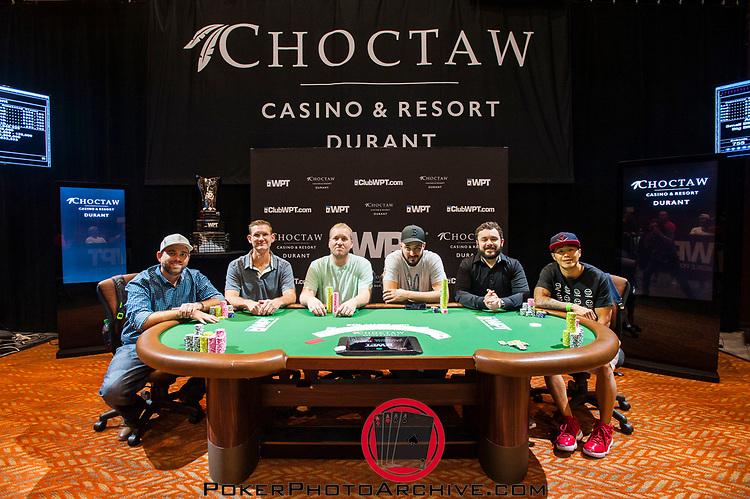 WPT Choctaw Season 2018-2019