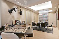Dining Area at 1 Central Park West