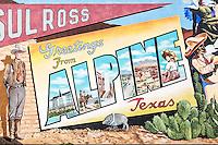 Alpine, Texas
