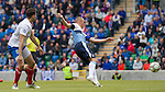 Kenny Miller scores his fourth goal and no 6 for Rangers