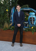 LOS ANGELES, CA - JUNE 12: Jared Haibon, at Jurassic World: Fallen Kingdom Premiere at Walt Disney Concert Hall, Los Angeles Music Center in Los Angeles, California on June 12, 2018. Credit: Faye Sadou/MediaPunch