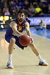 Juan Carlos Navarro. FC Barcelona Regal vs CSKA Moscow: 75-78