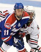 111210-PARTIAL-University of Massachusetts-Lowell River Hawks at Northeastern University Huskies