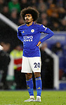 Hamza Chodhury of Leicester City during the Carabao Cup match at the King Power Stadium, Leicester. Picture date: 8th January 2020. Picture credit should read: Darren Staples/Sportimage