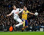070318 Tottenham v Juventus