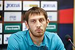 29.08.2018 Ufa captain Pavel Alikin