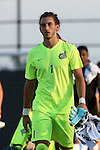 21 August 2015: Charlotte's Austin Pack. The Duke University Blue Devils hosted the University of North Carolina Charlotte 49ers at Koskinen Stadium in Durham, NC in a 2015 NCAA Division I Men's Soccer preseason exhibition. The game ended in a 1-1 tie.