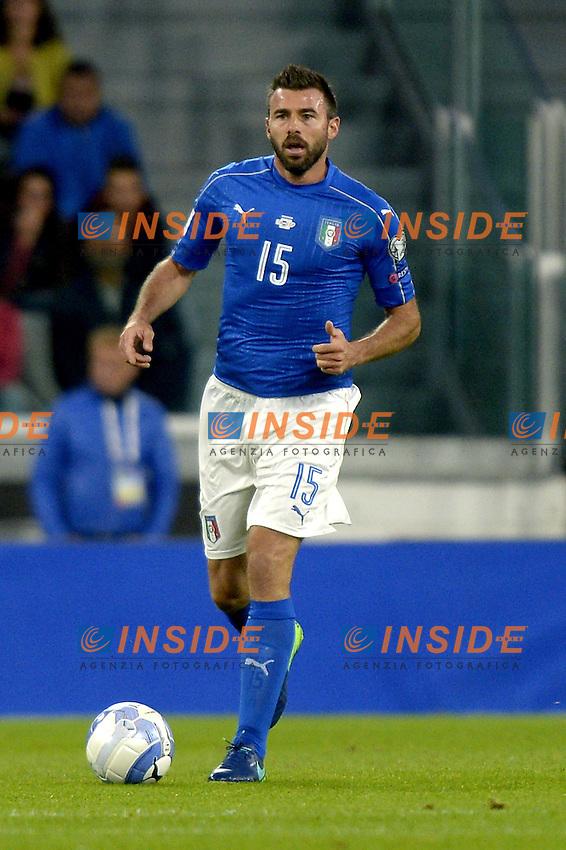 Andrea Barzagli Italy,<br /> Torino 06-10-2016 Juventus Stadium <br /> World Cup Qualifiers Italy - Spain / Italia - Spagna. Foto Filippo Alfero / Insidefoto