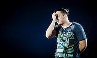 RIO DE JANEIRO, RJ, 13.11.2016 - FESTIVAL-RJ - O cantor Wesley Safadão durante seu show na Maratona Villa Mix Festival no Parque dos Atletas, na zona oeste da cidade do Rio de Janeiro, nesse domingo, 13. (Foto: Jayson Braga / Brazil Photo Press)
