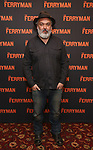 """Jez Butterworth attend the Meet the Broadway cast of """"The Ferryman"""" during the press photo call on October 4, 2018 at Sardi's in New York City."""