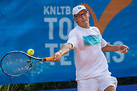 Hilversum, The Netherlands,  August 23, 2019,  Tulip Tennis Center, NSK, Frits Raijmakers (NED)<br /> Photo: Tennisimages/Henk Koster