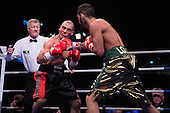 Fight Night Esbjerg. Puriya Haidari (Denmark) vs Said Rahimi (Germany)(Photo:Thomas Sjoerup ©)