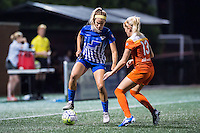 Allston, MA - Wednesday Aug. 31, 2016: Christen Westphal, Denise O'Sullivan<br />  during a regular season National Women&rsquo;s Soccer League (NWSL) match between the Boston Breakers and the Houston Dash at Jordan Field.