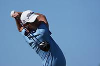 Lorenzo Gagli (ITA) on the 6th tee during Round 2 of the Abu Dhabi HSBC Championship 2020 at the Abu Dhabi Golf Club, Abu Dhabi, United Arab Emirates. 17/01/2020<br /> Picture: Golffile   Thos Caffrey<br /> <br /> <br /> All photo usage must carry mandatory copyright credit (© Golffile   Thos Caffrey)