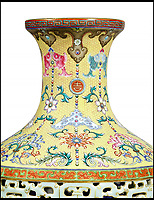 Second 'pair' of Chinese vase sells for £15million.