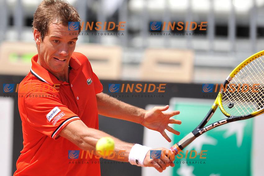 Richard Gasquet of France.Roma 18/05/2012 Foro Italico.Tennis Internazionali d'Italia.Foto Insidefoto Antonietta Baldassarre