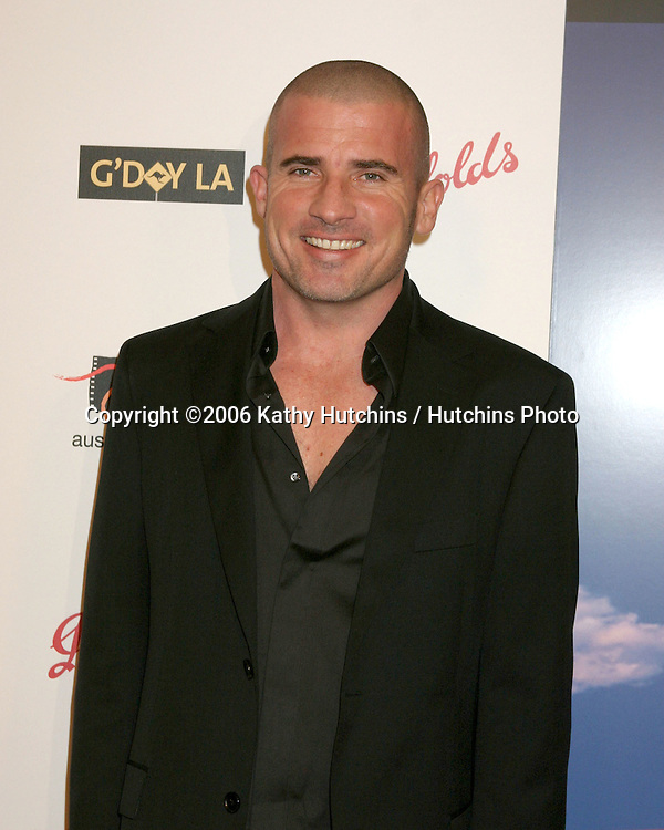 Dominic Purcell.Penfolds Icon Gala Dinner.Palladium .Los Angeles, CA.January 14, 2006.©2006 Kathy Hutchins / Hutchins Photo....