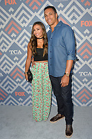 Tony Gonzalez &amp; October Gonzalez at the Fox TCA After Party at Soho House, West Hollywood, USA 08 Aug. 2017<br /> Picture: Paul Smith/Featureflash/SilverHub 0208 004 5359 sales@silverhubmedia.com