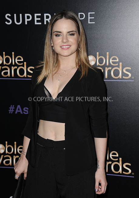 WWW.ACEPIXS.COM<br /> <br /> February 27 2015, LA<br /> <br /> Jojo arriving at the 3rd Annual Noble Awards at The Beverly Hilton Hotel on February 27, 2015 in Beverly Hills, California.<br /> <br /> <br /> By Line: Peter West/ACE Pictures<br /> <br /> <br /> ACE Pictures, Inc.<br /> tel: 646 769 0430<br /> Email: info@acepixs.com<br /> www.acepixs.com