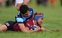 Kings College 1st Xv Rugby v Tangaroa, Tangaroa College, Saturday 1st August 2020. Photo: Simon Watts/www.bwmedia.co.nz