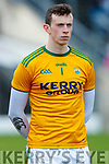 Shane Ryan  before the Kerry v Tyrone game, in the Allianz Football League Division 1 Round 1 match between Kerry and Tyrone at Fitzgerald Stadium, Killarney on Sunday.