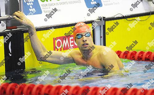 2014-01-26 / Zwemmen / seizoen 2013-2014 / Fanders Speedo Cup Antwerpen / Pieter Timmers<br /><br />Foto: Mpics.be