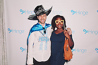 Hinge App LA Launch Party