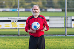 12-09-17 , VEV'67. Oefenwedstrijd VEV'67 D1 - Feanstars D1, uitslag 4-1. Scheidsrechter Job van Driel.