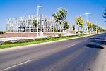 Centro de Servicios Avanzados Digitales  El Toyo CHS Arquitectos