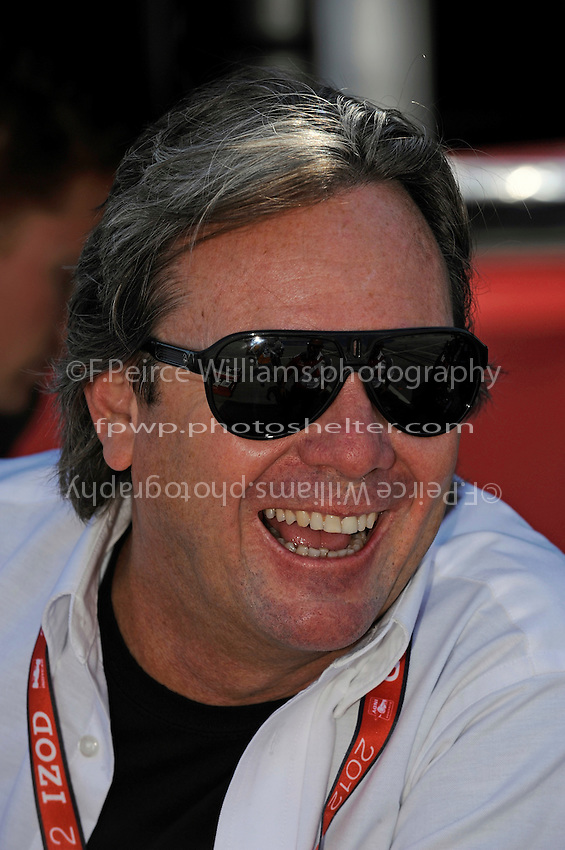 Team owner Jimmy Vasser