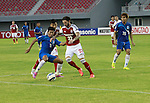 Yadanarbon vs South China during the 2015 AFC Cup 2015 Group G match on May 13, 2015 at the Mandalarthiri Stadium in Myanmar, Thailand. Photo by Zwe Man Aung /  World Sport Group