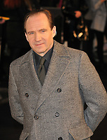 Ralph Fiennes at the &quot;The White Crow&quot; UK film premiere, Curzon Mayfair, Curzon Street, London, England, UK, on Tuesday 12th March 2019.<br /> CAP/CAN<br /> &copy;CAN/Capital Pictures