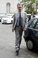 Luigi De Magistris Mayor of Naples<br /> Apertura centro Ermes alla Federico II<br /> sindaco Napoli