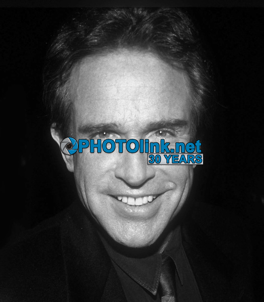 Warren Beatty 1992<br /> Photo By John Barrett/PHOTOlink.net