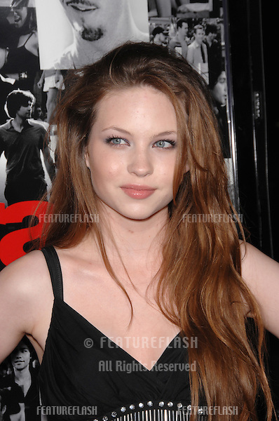 "Daveigh Chase at the season premiere of ""Entourage"" at the Cinerama Dome, Hollywood..April 6, 2007  Los Angeles, CA.Picture: Paul Smith / Featureflash"
