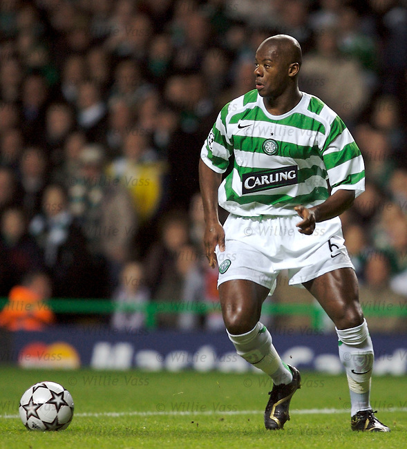 Bobo Balde, Celtic.stock season 2006-2007.pic willie vass