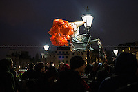 13.04.2013 - Margaret Thatcher's Death - Party in Trafalgar Square