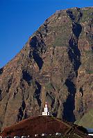 Spanien, Kanarische Inseln, El Hierro, Iglesia Nostra Senora de la Candelaria in Frontera