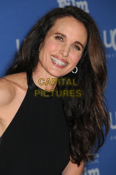 31 January 2015 - Santa Barbara, California - Andie MacDowell. 30th Annual Santa Barbara International Film Festival - Modern Master Award held at The Arlington Theatre.  <br /> CAP/ADM/BP<br /> &copy;Byron Purvis/AdMedia/Capital Pictures