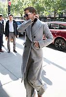www.acepixs.com<br /> <br /> November 2 2017, New York City<br /> <br /> Actress Kate Hudson arrives at a downtown hotel on November 2 2017 in New York City<br /> <br /> By Line: Curtis Means/ACE Pictures<br /> <br /> <br /> ACE Pictures Inc<br /> Tel: 6467670430<br /> Email: info@acepixs.com<br /> www.acepixs.com