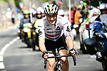 Stephen Cummings (GBR) Team Dimension Data in action during Stage 12 of the 104th edition of the Tour de France 2017, running 214.5km from Pau to Peyragudes, France. 13th July 2017.<br /> Picture: ASO/Alex Broadway | Cyclefile<br /> <br /> <br /> All photos usage must carry mandatory copyright credit (&copy; Cyclefile | ASO/Alex Broadway)