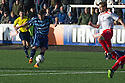 Forfar Athletic FC v  Stranraer FC 25th Oct 2014