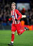 Atletico Madrid's Antoine Griezmann in action during the Champions League Group C match at the Stamford Bridge, London. Picture date: December 5th 2017. Picture credit should read: David Klein/Sportimage