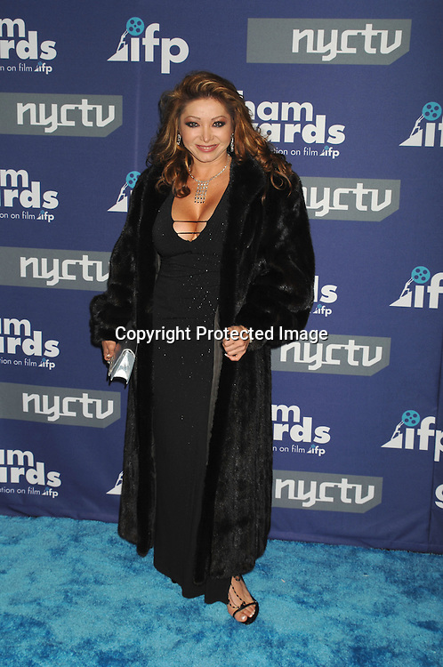 Mexican Actress Karla Barahona..arriving at The 16th annual Gotham Awards on ..November 29, 2006 at Pier Sixty. ..Robin Platzer, Twin Images