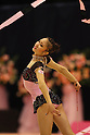 Runa Yamaguchi (JPN), .OCTOBER 29, 2011 - Rhythmic Gymnastics : .AEON CUP 2011 Worldwide R.G. Club Championships .Ribbon .at Tokyo Metropolitan Gymnasium, Tokyo, Japan. .(Photo by YUTAKA/AFLO SPORT)