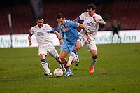 NAPOLI 08/11/2012 - GRUPPO F UEFA  EUROPA LEAGUE.INCONTRO NAPOLI - DNIPRO.NELLA FOTO  MAREK HAMSIK.FOTO CIRO DE LUCA