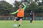 11.09.2017, Trainingsgelaende, Bremen, GER, 1.FBL, Training SV Werder Bremen<br /> <br /> im Bild<br /> Johannes Eggestein (Werder Bremen #24), <br /> <br /> Foto &copy; nordphoto / Ewert
